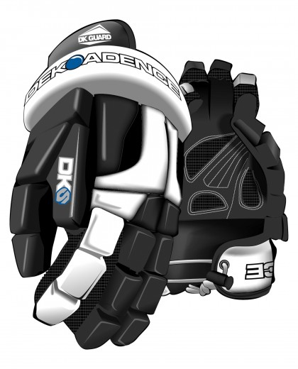 DK5 Ball hockey gloves