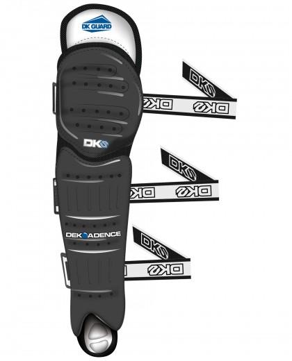 Jambière DK5 AVEC Straps-N-Guards